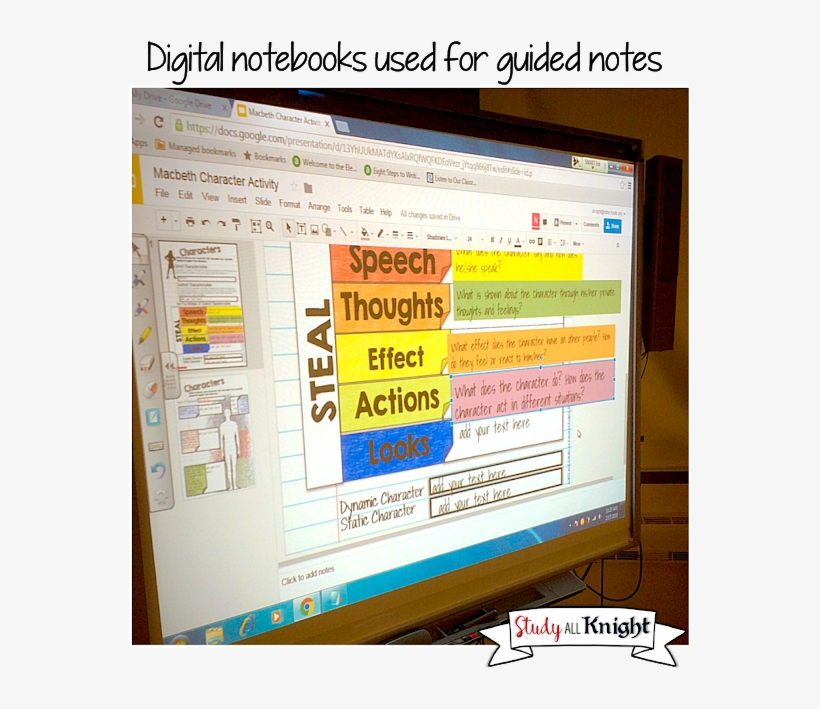 Are You Interested In Going Digital In Your Classroom - Blog, transparent png #2359659