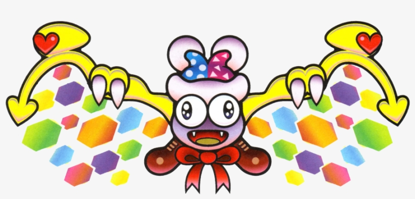 Marx Marx Kirby Super Star Free Transparent Png Download Pngkey