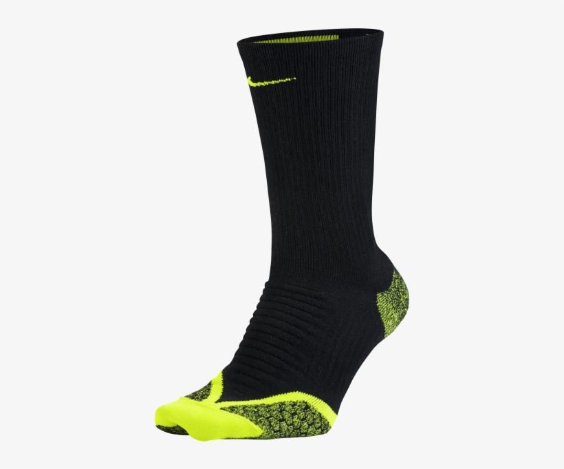43678d8b7 Nike Elite Wool Cushion Senior Crew Sock - Nike Elite Hypervenom Senior  Crew Sock