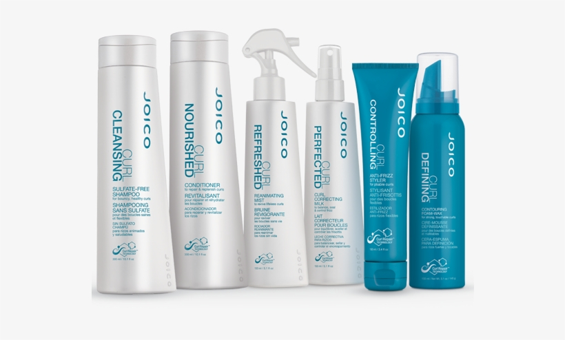 View Curl Products - Joico Curl Cleansing Sulfate-free Shampoo 1 Litre, transparent png #2363288