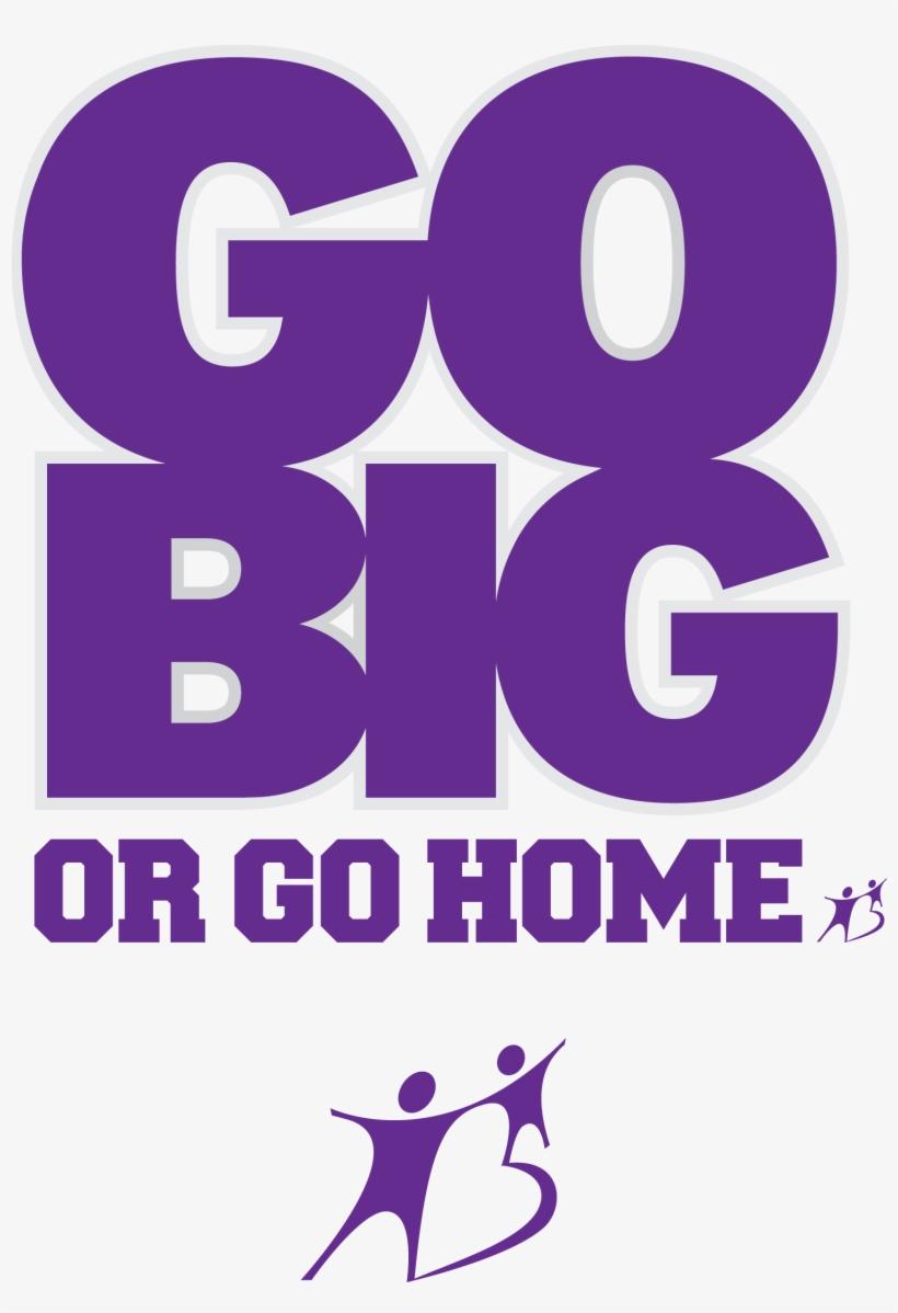 Banner Free Big Brother Clipart - Big Brothers Big Sisters Go Big, transparent png #2363371