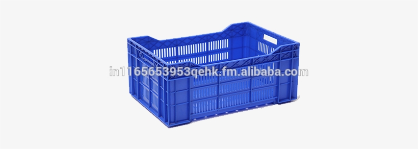 Sunshine Plastic Crate - Plastic Fruit Crate, transparent png #2365256