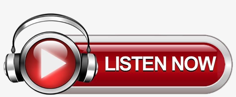 Listen In Buttons Png - Listen Now Button, transparent png #2366175
