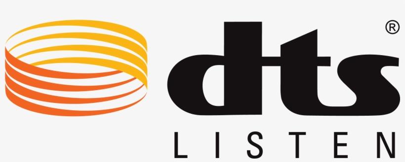 Dts Listen Logo - Dts Hd Master Audio - Free Transparent PNG