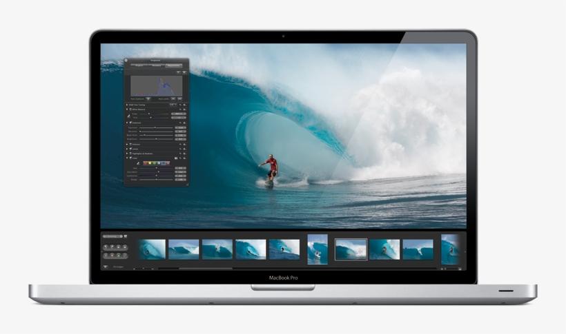 Build Your Custom Macbook Pro - Apple Macbook Pro Mc118ll A 15.4 Inch Laptop, transparent png #2369818