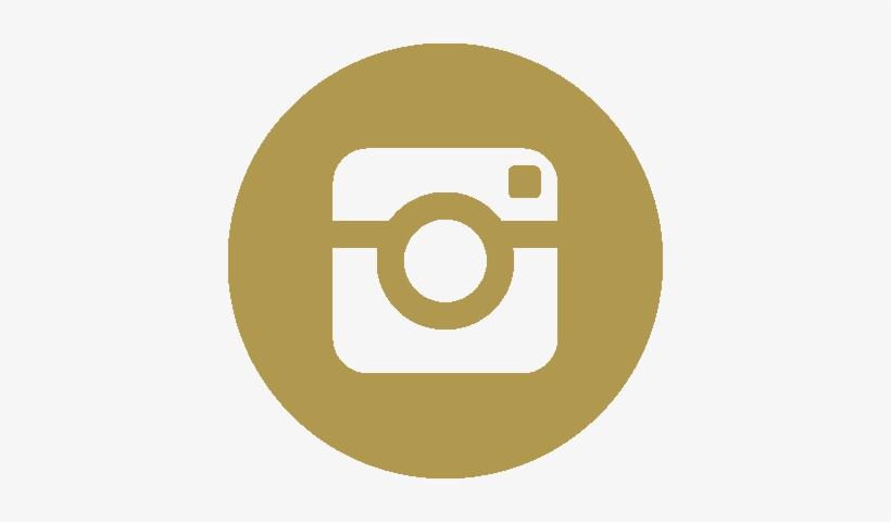 3-instagram - Instagram Logo Gold Vector, transparent png #2372053