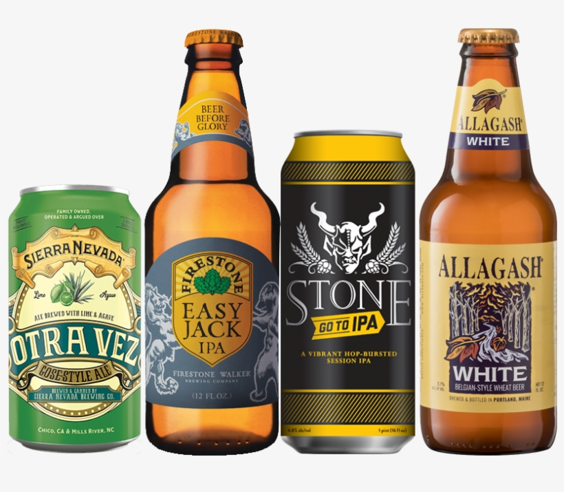 Slightly Cloudy In Appearance And Extremely Delicious, - 3 Stones Stone Brewing Go To Ipa - 6 Pack, 16 Fl Oz, transparent png #2374944