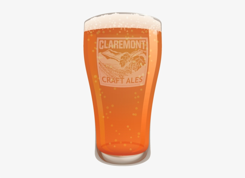 Grapefruit Double Ipa By Claremont Craft Ales, transparent png #2375038