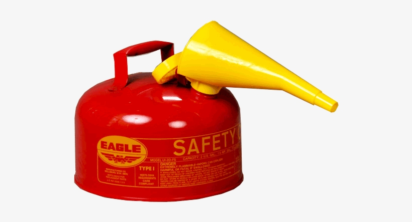 Exchange Your Old Gas Can For A New Safety Can - Eagle Type I Safety Can - 1 Gallon - Green, Ui-10-sg, transparent png #2376181