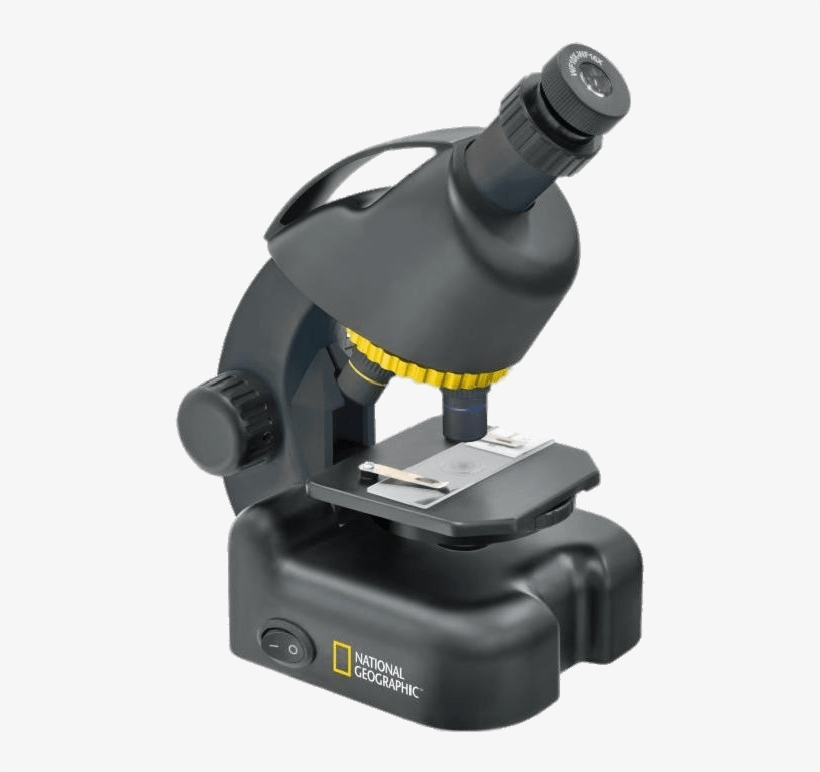 National Geographic Microscope Png - National Geographic Microscope, transparent png #2376573