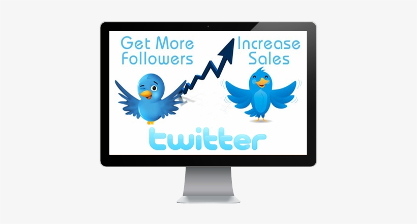 Twitter Marketing - Buy Twitter Followers Png, transparent png #2378329