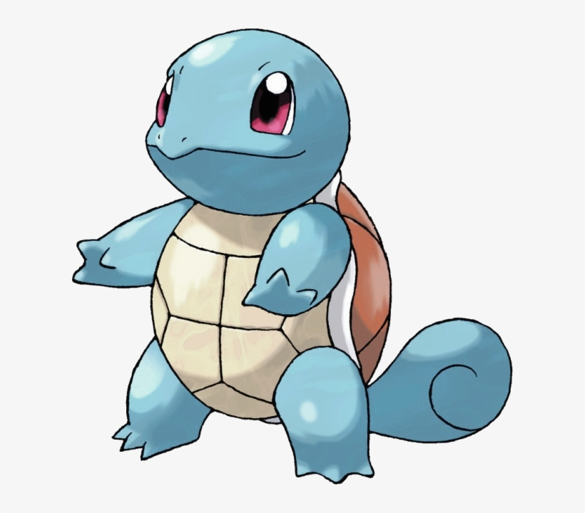 Follow - Pokemon Squirtle, transparent png #2378431