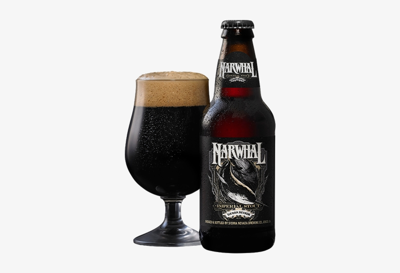 Sierra Nevada Narwhal - Narwhal Imperial Stout - Sierra Nevada Brewing Co., transparent png #2380871