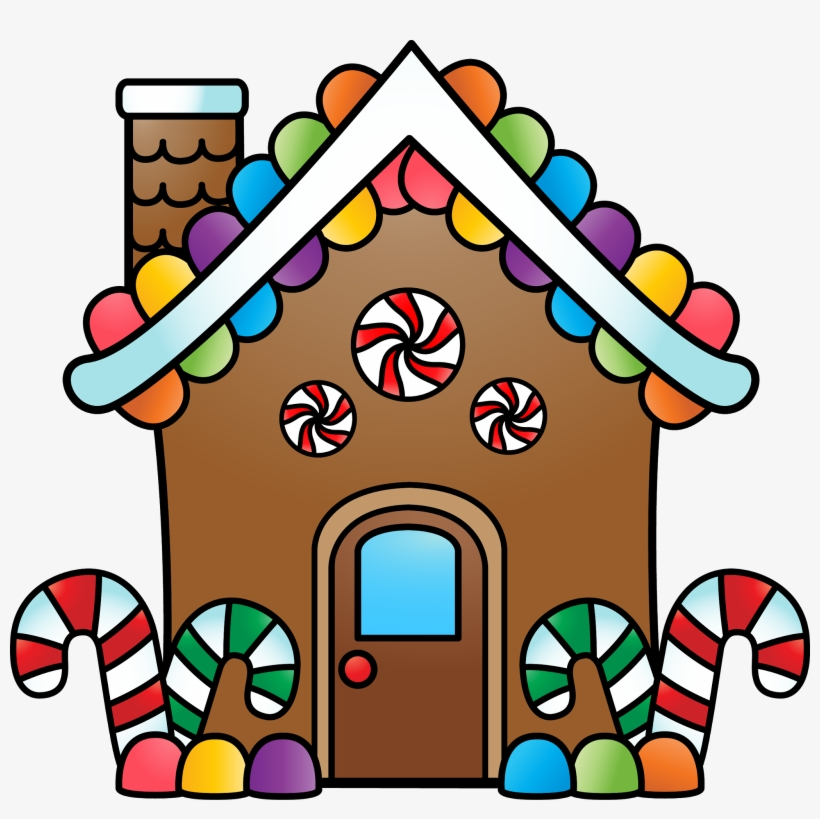 Gingerbread House Day - Gingerbread Man, transparent png #2383189