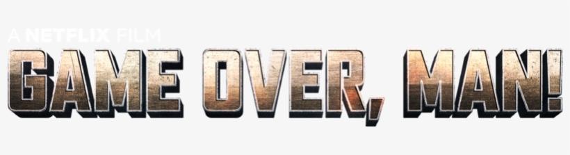 Game Over, Man - Game Over Man Logo Png, transparent png #2391245