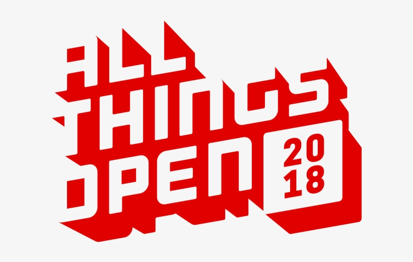 All Things Open - All Things Open Logo, transparent png #2392601