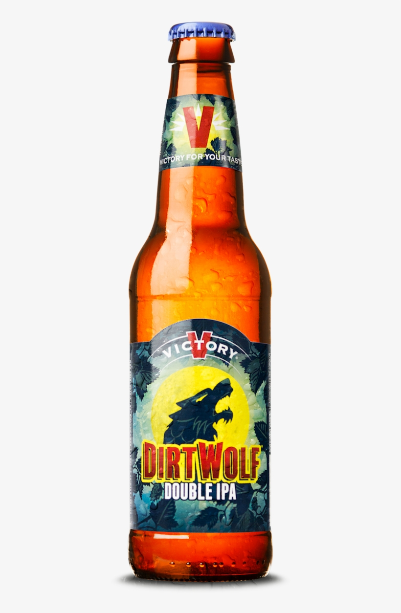 Undefined - Victory Dirtwolf Double Ipa, transparent png #2397651