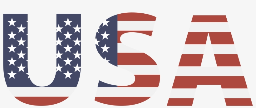 Flag Of The Clip Art Graphics American - Usa Flag Vector Png, transparent png #2397842