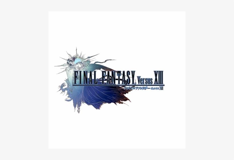 Original Logo Design - Final Fantasy Versus Xiii, transparent png #240296