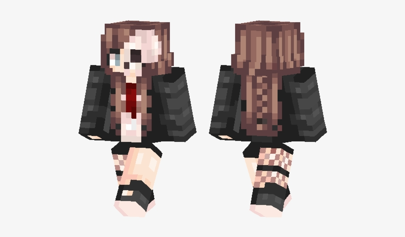 Minecraft Skins Minecraft Skeleton Mask Skin Free Transparent Png Download Pngkey