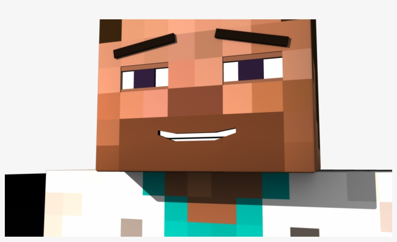 Steve Transparent Minecraft Face For Free Download Minecraft