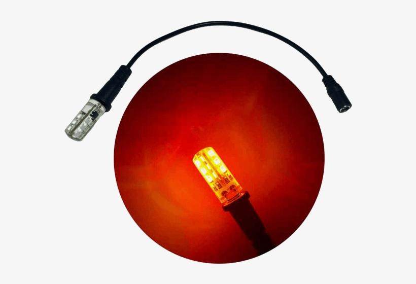 Lighting - Flame Effect Led Light, transparent png #241369