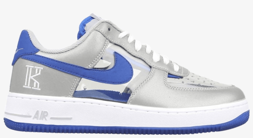 Air Force 1 Cmft 'kyrie Irving' - Nike Air Force 1 Cmft Signature Qs Socks Included, transparent png #242478