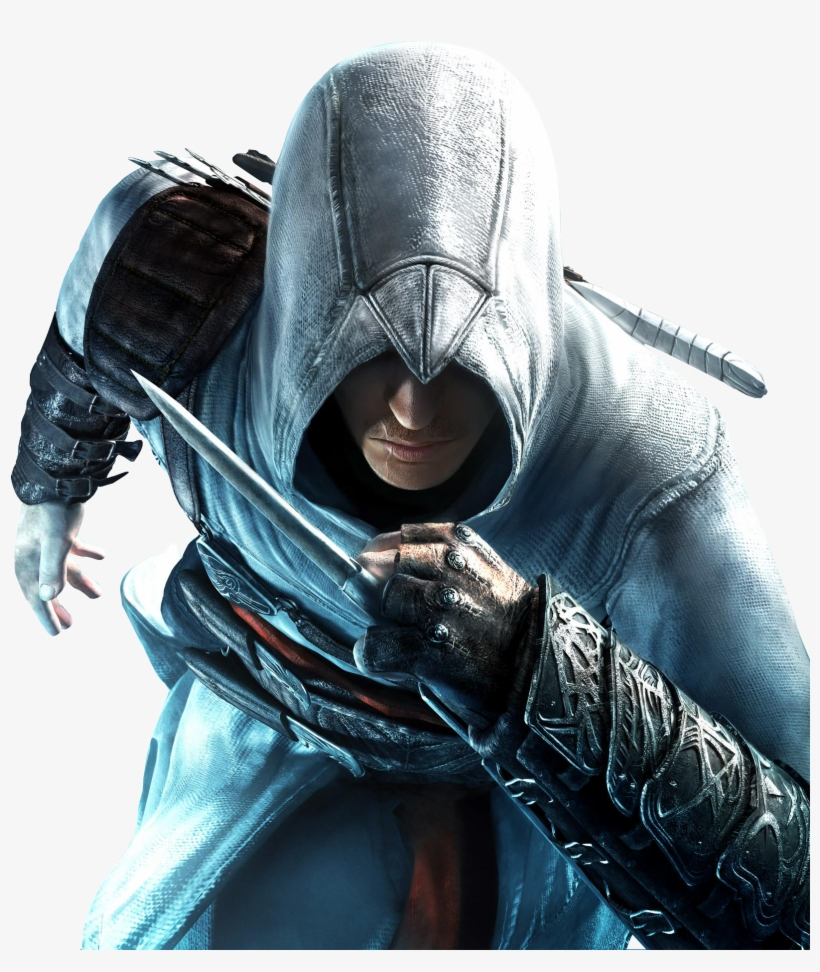 Assassins Creed Png Assassins Creed Altair Png - Assassins Creed Altair Ibn La Ahad, transparent png #242853