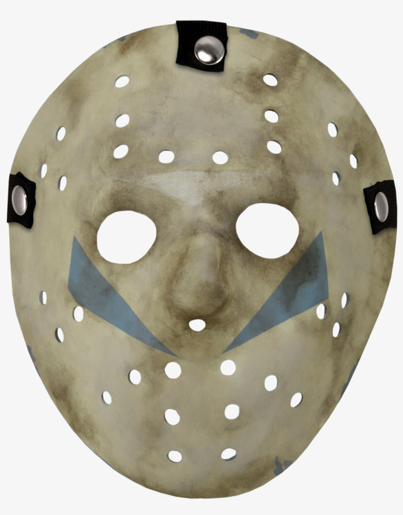 Jason Voorhees Mask Replica - Jason (friday The 13th) Neca Part 5 Mask, transparent png #243021