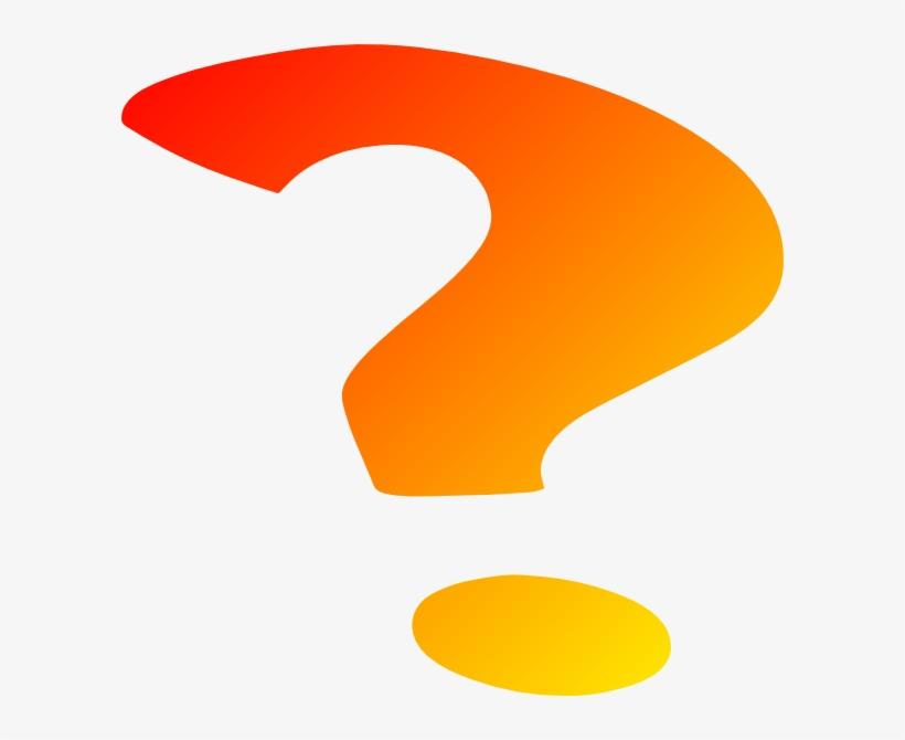 Question Mark Clip Art At Clker Com - Question Mark Clipart Moving, transparent png #243789