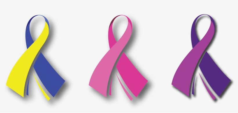 Down Syndrome Awareness Ribbon Clipart - Down Syndrome Awareness Month Ribbon, transparent png #245558