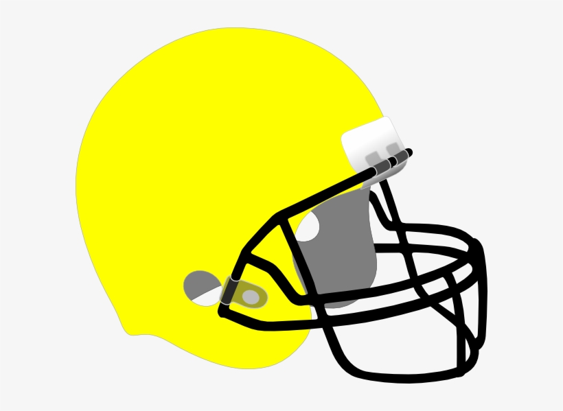 Football Helmet Clip Art At Clker - American Football Helmet Cartoon, transparent png #247164