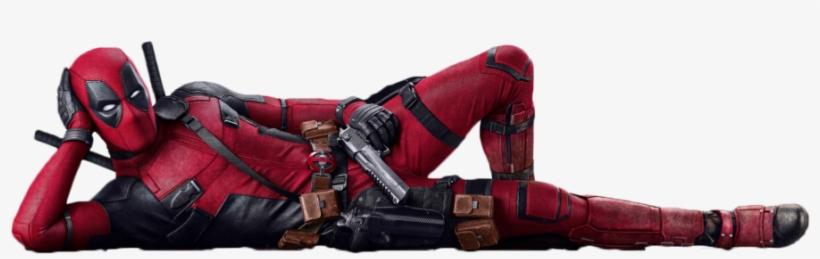 Deadpool Deadpoolmovie Freetoedit - Deadpool (blu-ray/uv) Starring Ryan Reynolds (dvd), transparent png #247620