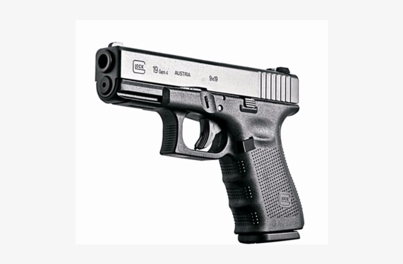 Glock Generation 4 Pistols - Glock 23 Gen 4, transparent png #249130