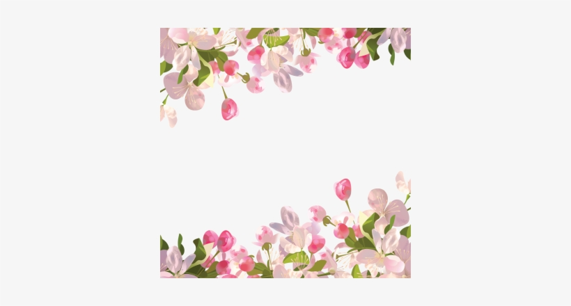 Royalty Free Download Pink Fresh Png Vectors Psd And - Transparent Background Pastel Flowers Png, transparent png #2400619