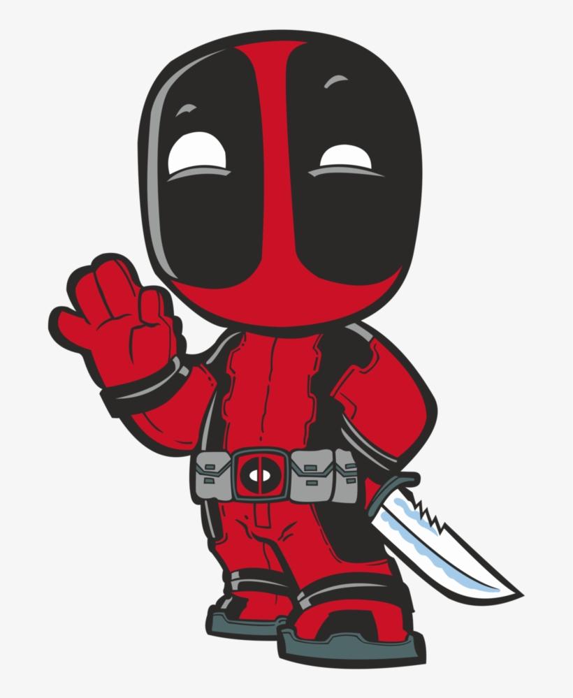 Deadpool Chibi Drawing Marvel Comics Art Chibi Deadpool Free