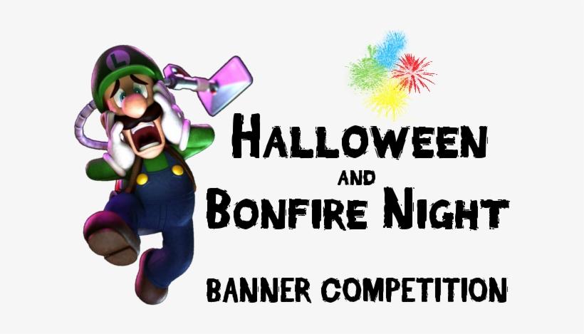 Halloween And Bonfire Night Luigi S Mansion 2 Lugi Free