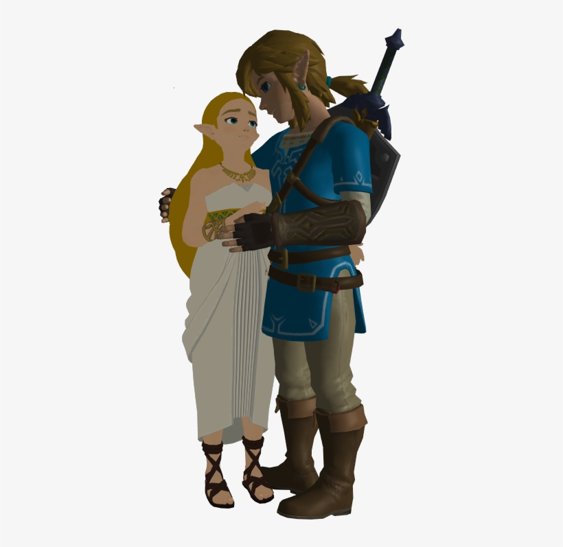 Zelda Breath Of The Wild Link Png Svg Library Link X Zelda