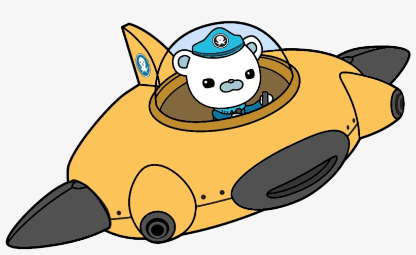 Get Inspired For Octonauts Gup D Coloring Pages Anyoneforanyateam