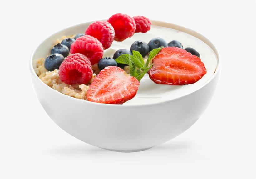 A Bionico Is A Popular Mexican Dessert That Originated - Fruit Yogurt Bowl Png, transparent png #2405754