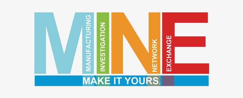 Pfizer Mine Logo For Pfizer Corporate Network Exchange