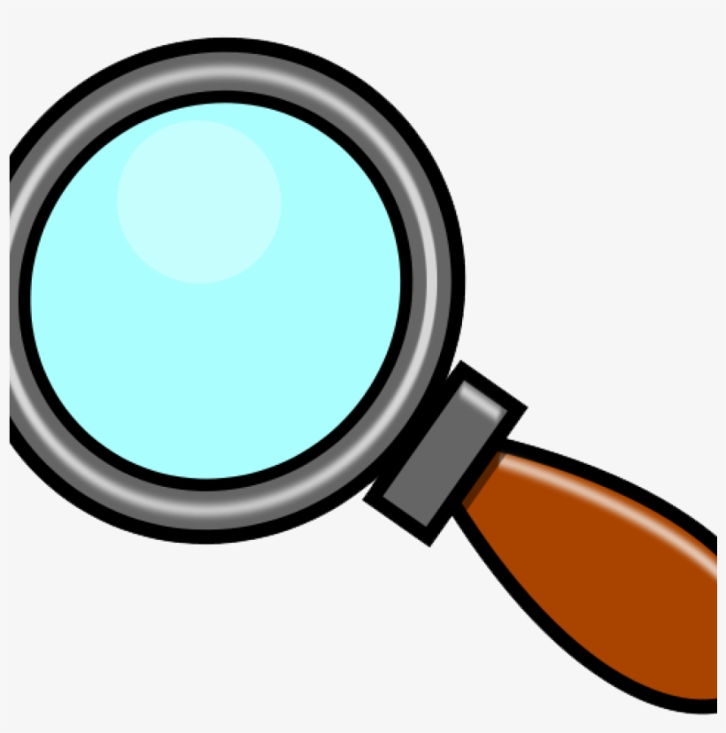 Eyes Clipart Magnifying Glass - Clip Art Magnifying Glass, transparent png #2407910