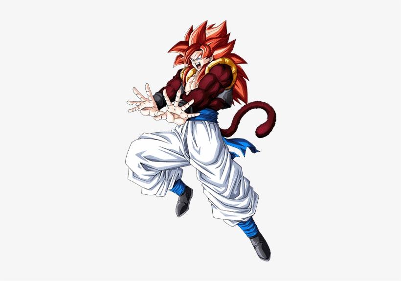Peerless Gleam Super Saiyan 4 Gogeta - Goku Dragon Ball Heroes, transparent png #2407913
