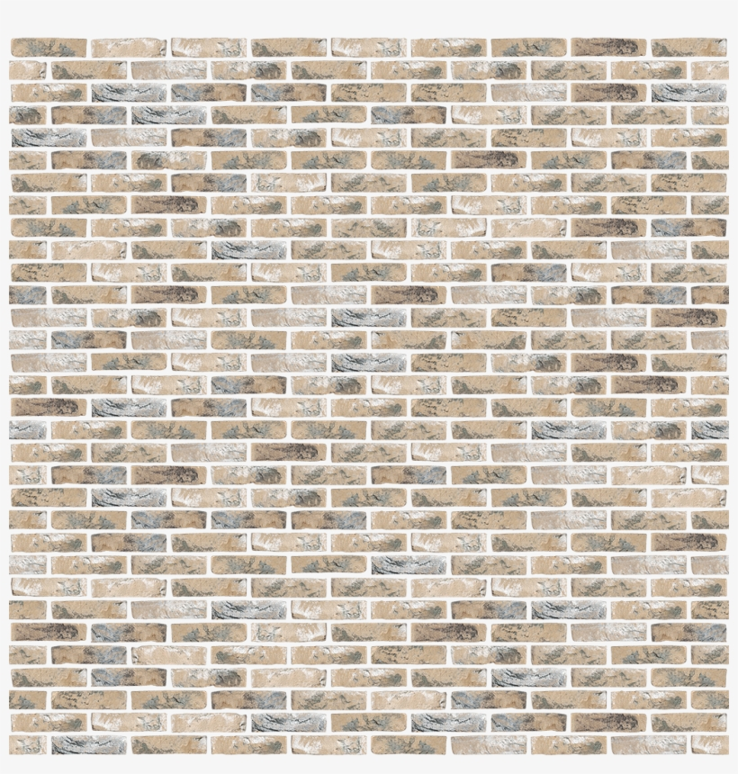 Joint Effect - Brick Wall, transparent png #2409658