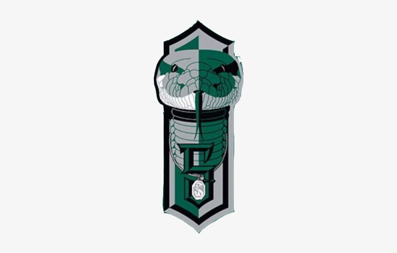 1-slytherin - Hogwarts School Of Witchcraft And Wizardry, transparent png #2410593
