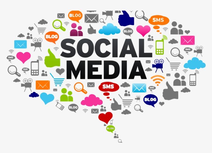 Social Media Marketing - Social Media Marketing Png, transparent png #2411947
