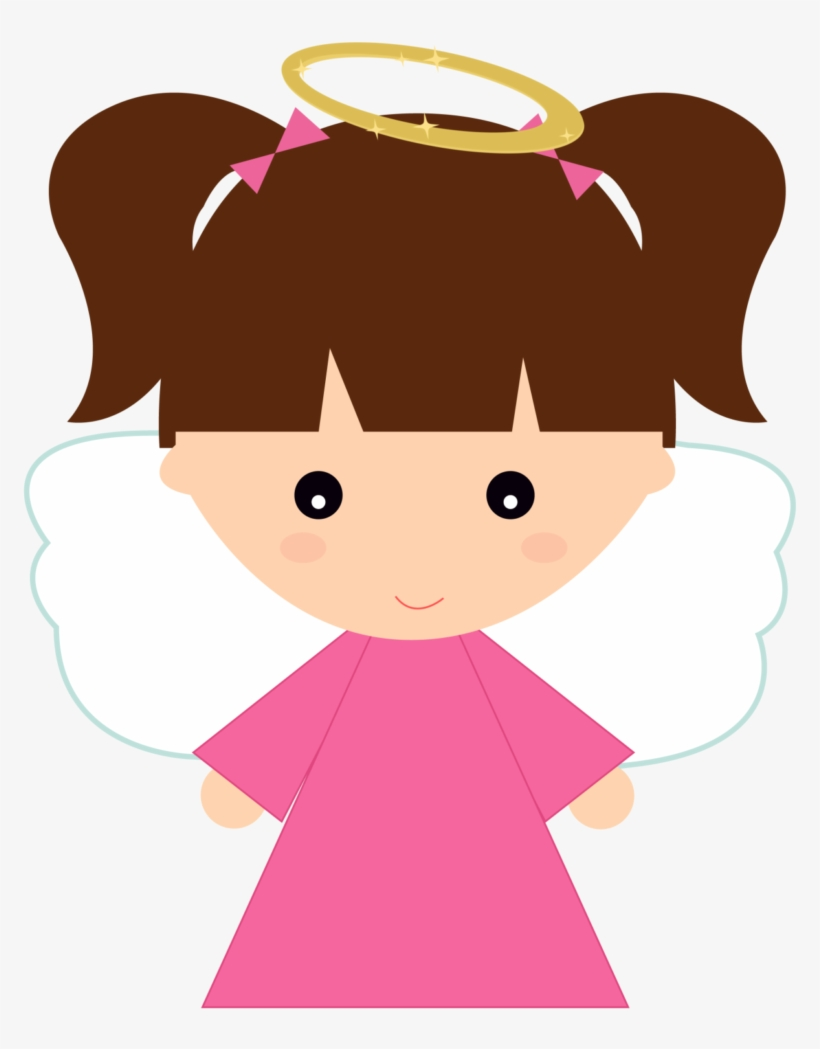 Angelitos Para Bautizo De Niña Free Transparent Png Download Pngkey