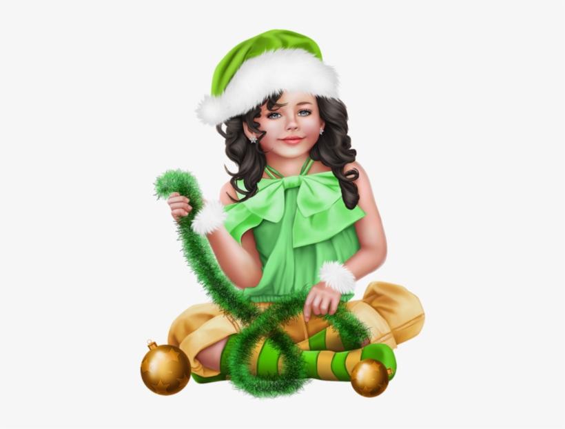 Par Chouchounette Le 19 Décembre 2017 À - Tubes Easter Femme Egg Png, transparent png #2417730