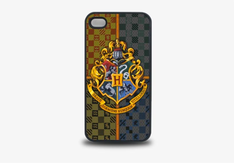 Harry Potter Badges Phone Case - Harry Potter: Passport Holder: Hogwarts, transparent png #2420290