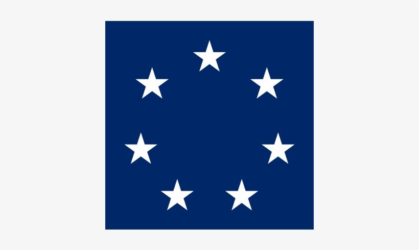 Confederate Jack Flag - Roam Like At Home, transparent png #2421013
